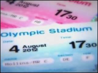 伦敦奥运门票