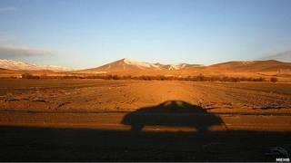جاده های ناامن ایران