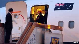 澳大利亞總理吉拉德