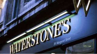Магазин Waterstone's