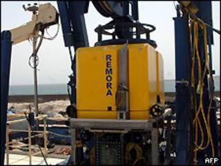 Robôs participam de buscas aos destroços do voo AF 447