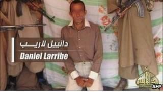 Sandera Prancis Daniel Larribe