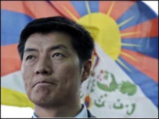 tibet new leader