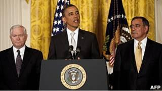 Obama anuncia cambios en el Pentágono