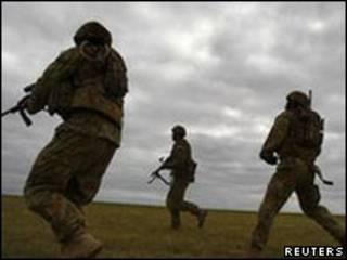 Militares australianos