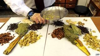 گیاهان دارویی چینی