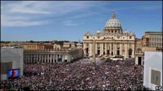 梵蒂岡教堂
