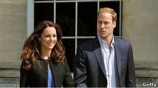 Kate dan William