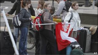 Найбільше у німеччині бояться трудових мігрантів з Польщі