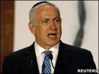 O primeiro-ministro de Israel, Binyamin Netanyahu (Reuters)