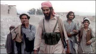 Осама бін Ладен 1989 рік