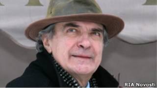 Александр Лазарев-старший