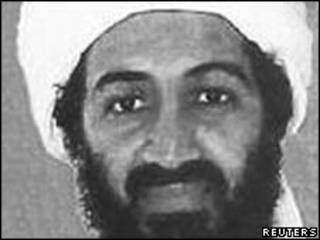 Bin Laden/Reuters