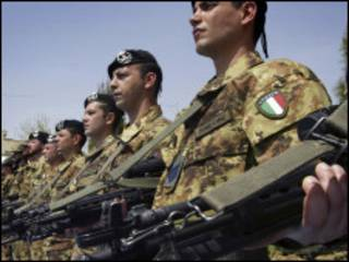 Dakarun kungiyar NATO a Afghanistan