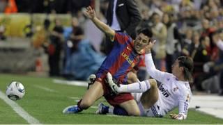Abakinnyi ba Barcelone na Real Madrid