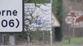 дорожные знаки в британии