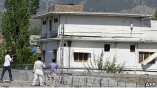 Inyubakwa Bin Laden yabamwo muri Pakistani