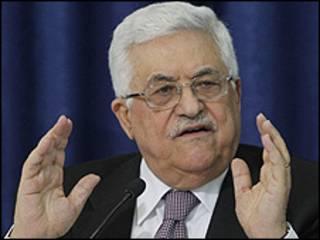 Shugaban Palasdinawa, Mahmoud Abbas