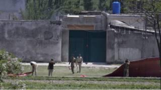 محل کشته شدن اسامه بن لادن