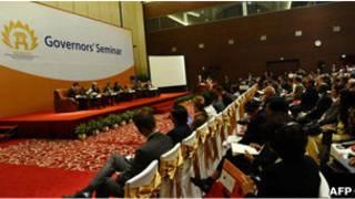 亞洲開發銀行在河內舉行年會(04/05/2011)