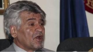 ظاهر عظیمی، سخنگوی وزارت دفاع افغانستان