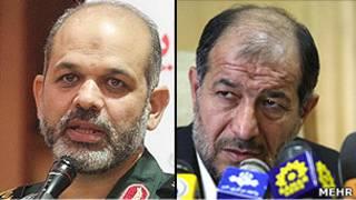 محمد مصطفی نجار، احمد وحیدی