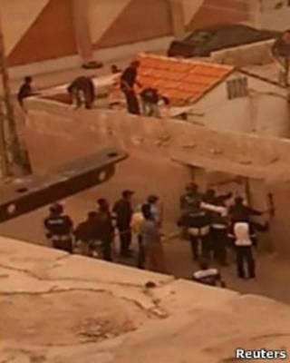 Аресты в Дераа