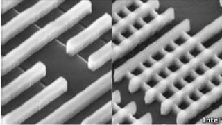 Два дизайна микропроцессоров