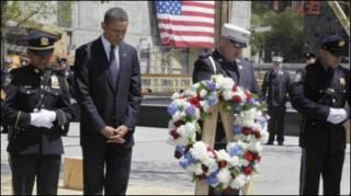 ओबामा की श्रद्धांजलि