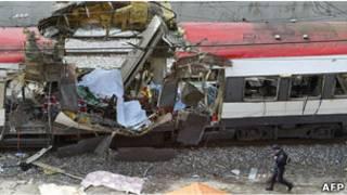 西班牙馬德里火車爆炸案(11/03/2004)