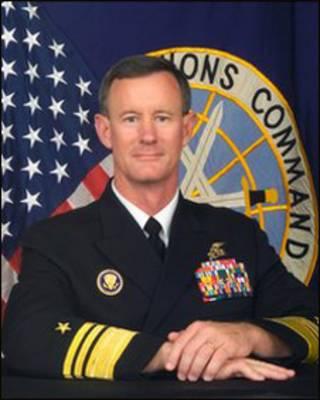 Phó đô đốc hải quân William McRaven