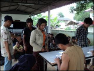 burmese migrant