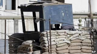 نیروهای امنیتی در قندهار - هفتم مه