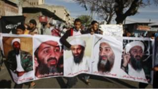 صور بن لادن