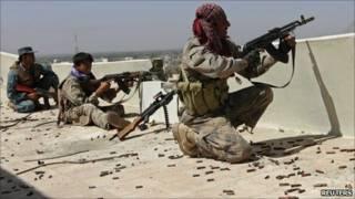 درگیری نیروهای افغان با طالبان در قندهار