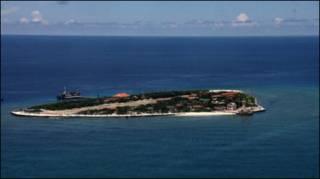 Đảo Trường Sa lớn