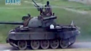 تانک ارتش سوریه