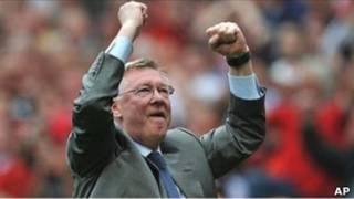 Umumenyereza wa Mancester United, Sir Alex Ferguson