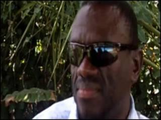 Kizza Besigye.