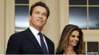 Vợ chồng ông Schwarzenegger đã kết hôn được 25 năm