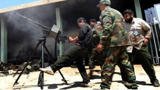 Pemberontak di Misrata