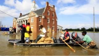 मिसीसीपी में बाढ़