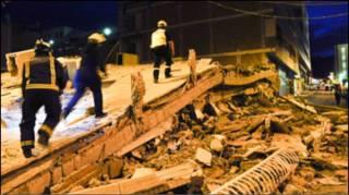 землетрус в Іспанії