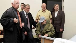 Иван Демьянюк в суде
