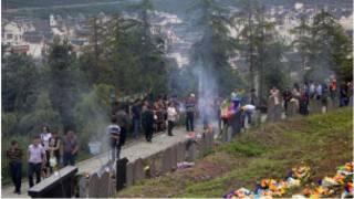 汶川地震三週年公祭