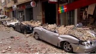زلزله در اسپانیا