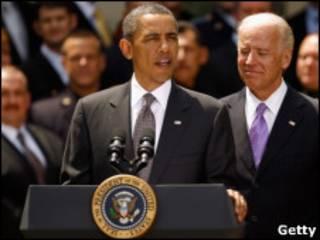 O presidente dos EUA, Barack Obama