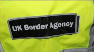 اداره مهاجرت بریتانیا