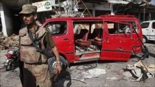 انفجار في كابل