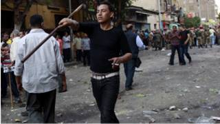 انفلات أمني في مصر